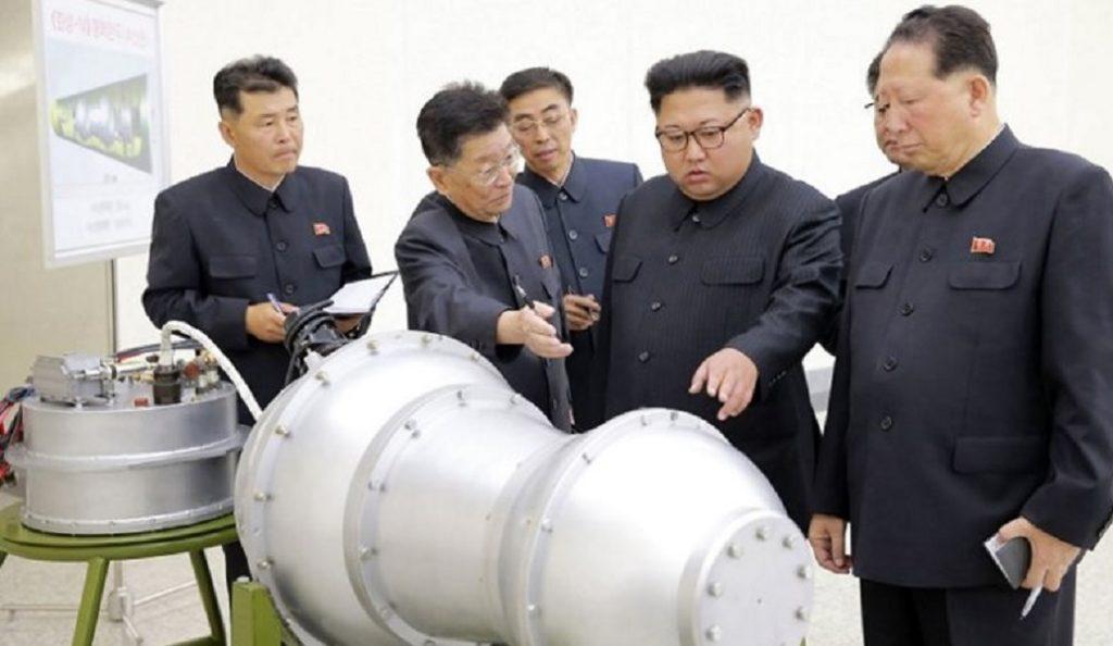 Βόρεια Κορέα: Προκάλεσε σεισμό λόγω πυρηνικής δοκιμής πανίσχυρης βόμβας υδρογόνου | Pagenews.gr