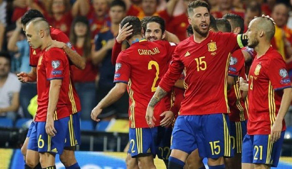 Ισπανία – Ιταλία: Τα στιγμιότυπα του 3-0 των Ισπανών για τα προκριματικά του Μουντιάλ (vid) | Pagenews.gr