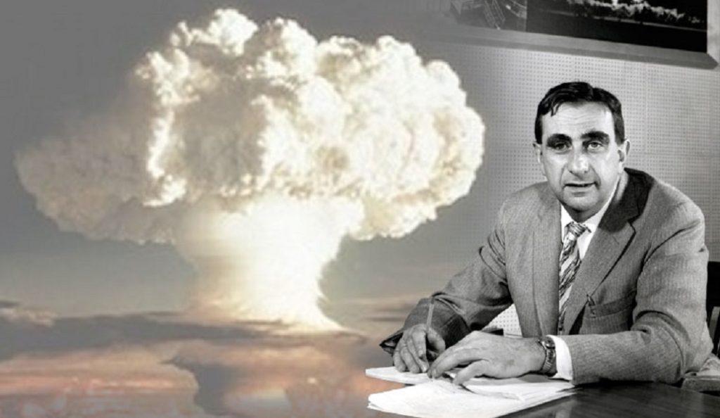 Βόμβα υδρογόνου: Ο Έντουαρντ Τέλερ ήταν ο «πατέρας» του πιο ισχυρού όπλου   Pagenews.gr