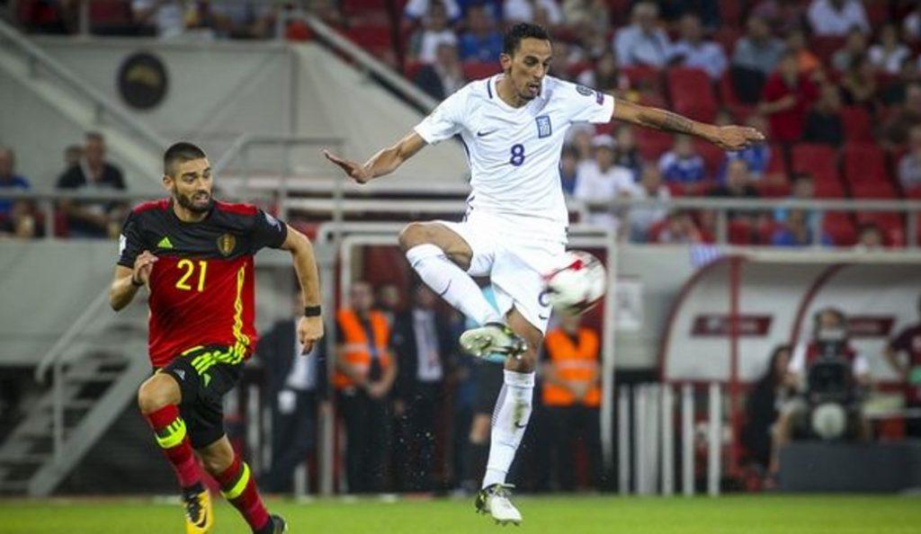Η Εθνική ομάδα ποδοσφαίρου κινδυνεύει να αποκλειστεί ακόμη και δεύτερη | Pagenews.gr