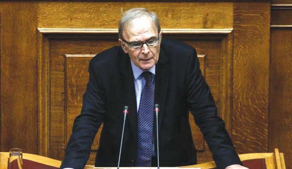 Γιώργος Καρράς: Ζητεί σύγχρονο νομοθετικό πλαίσιο μέτρων πρόληψης για την αποφυγή πυρκαγιών | Pagenews.gr