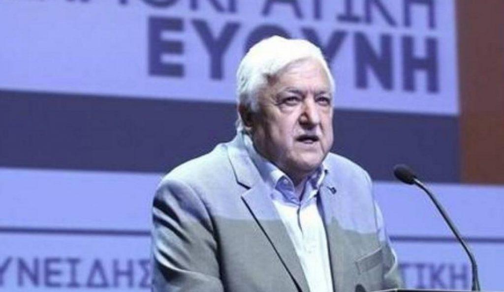 Δημοκρατική Ευθύνη: Δεν θα συμμετάσχει στον νέο φορέα της Κεντροαριστεράς | Pagenews.gr