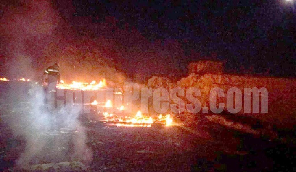 Φωτιά στην Κέρκυρα: Στο παλαιό φρούριο | Pagenews.gr