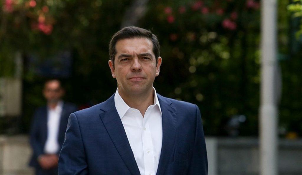 Συνάντηση Τσίπρα με τον Πρόεδρο της Ινδίας   Pagenews.gr