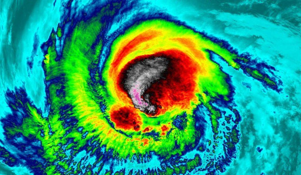 NASA: Έτσι φαίνεται ο τυφώνας Irma από τον δορυφόρο της (vid) | Pagenews.gr