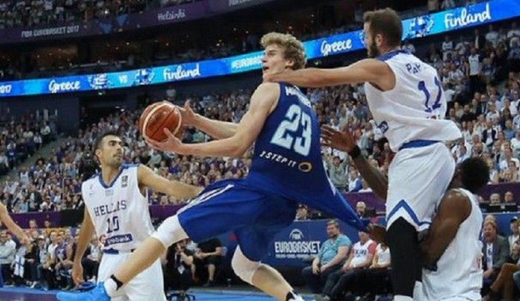 Ευρωμπάσκετ 2017 – Πέτερι Κόπονεν: «Επίθεση» από Έλληνες στον Φινλανδό λόγω ενός… αστείου (pics) | Pagenews.gr