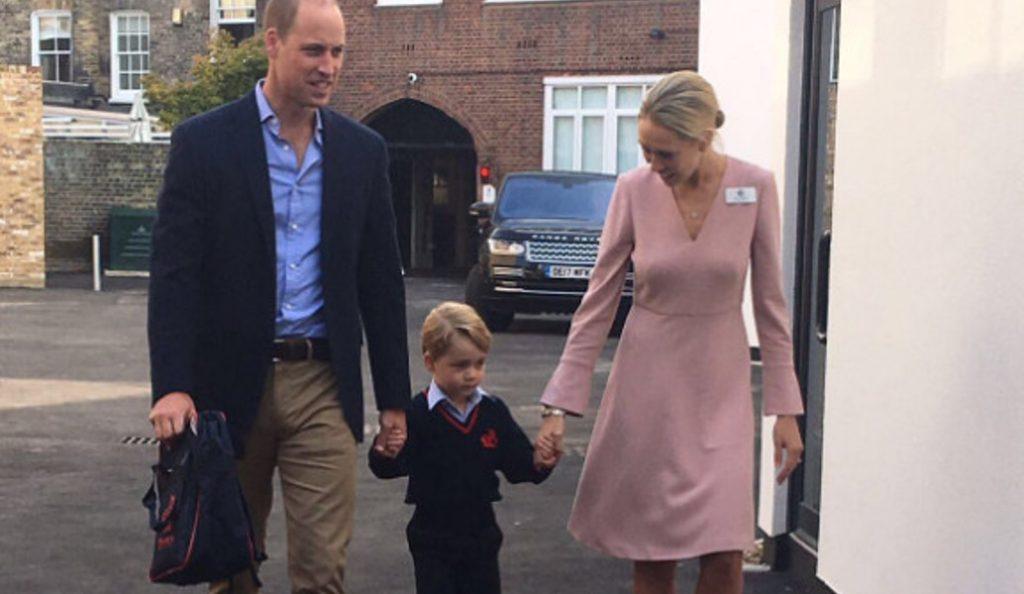 Πρίγκιπας Τζορτζ: Βαρέθηκε ήδη το σχολείο – Τον… πρόδωσε ο πρίγκιπας Γουίλιαμ | Pagenews.gr
