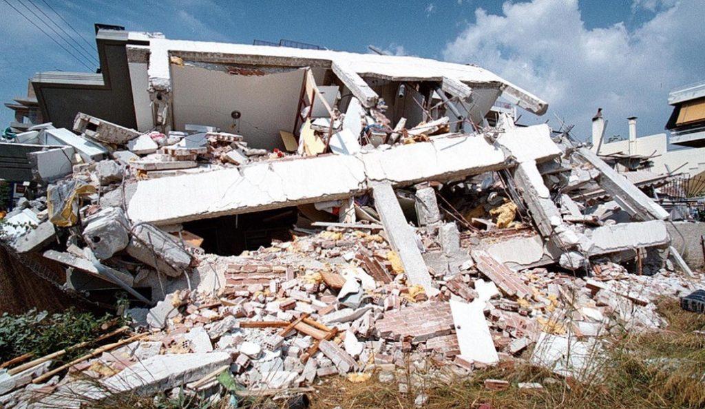 Σαν σήμερα ο μεγάλος σεισμός της Αθήνας της 7ης Σεπτεμβρίου 1999 (vid) | Pagenews.gr