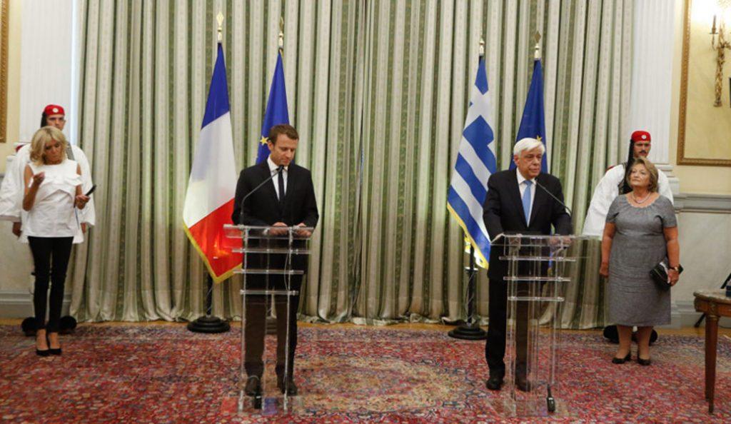 Επίσκεψη Μακρόν: Στην Αθήνα ο Γάλλος πρόεδρος | Pagenews.gr