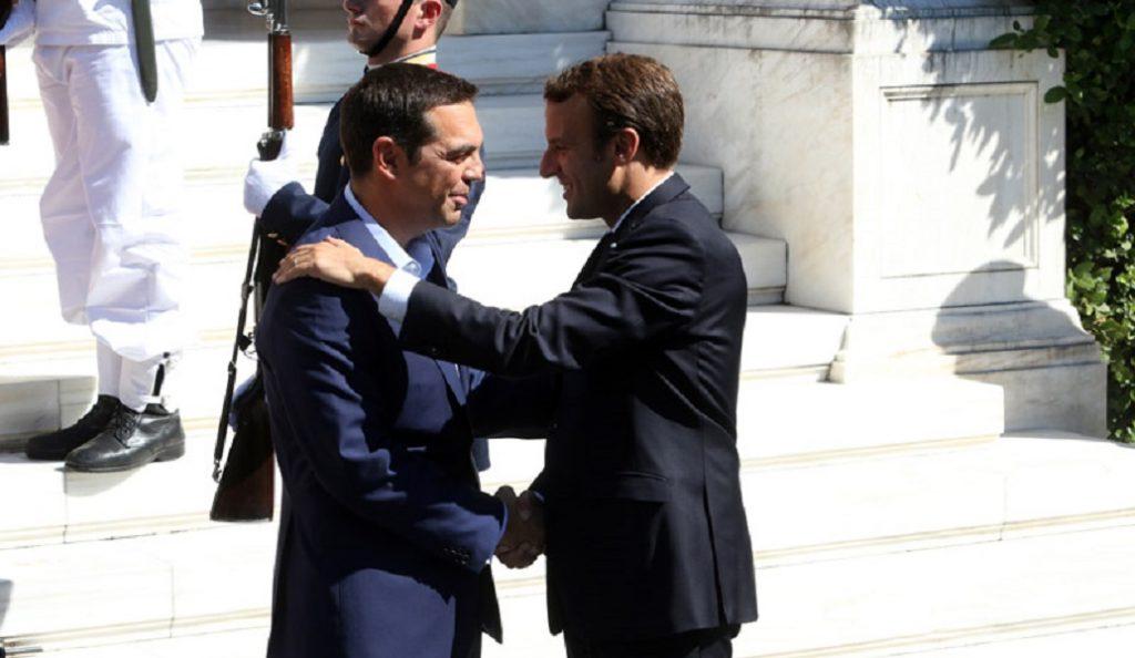 Ο Εμανουέλ Μακρόν στην Αθήνα: Πώς σχολίασε ο γερμανικός Τύπος την επίσκεψη του Γάλλου προέδρου | Pagenews.gr