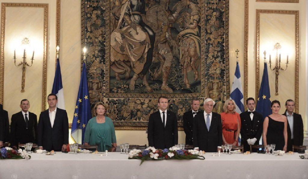 Επίσκεψη Εμανουέλ Μακρόν: Το μήνυμα Παυλόπουλου στην Άγκυρα ενώπιον του Γάλλου προέδρου | Pagenews.gr