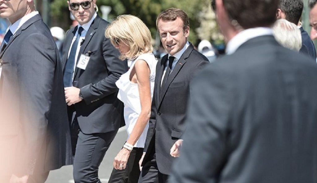 Μπριζίτ Μακρόν: Το Twitter «στάζει φαρμάκι» για τη σύζυγο του Γάλλου προέδρου (pics) | Pagenews.gr