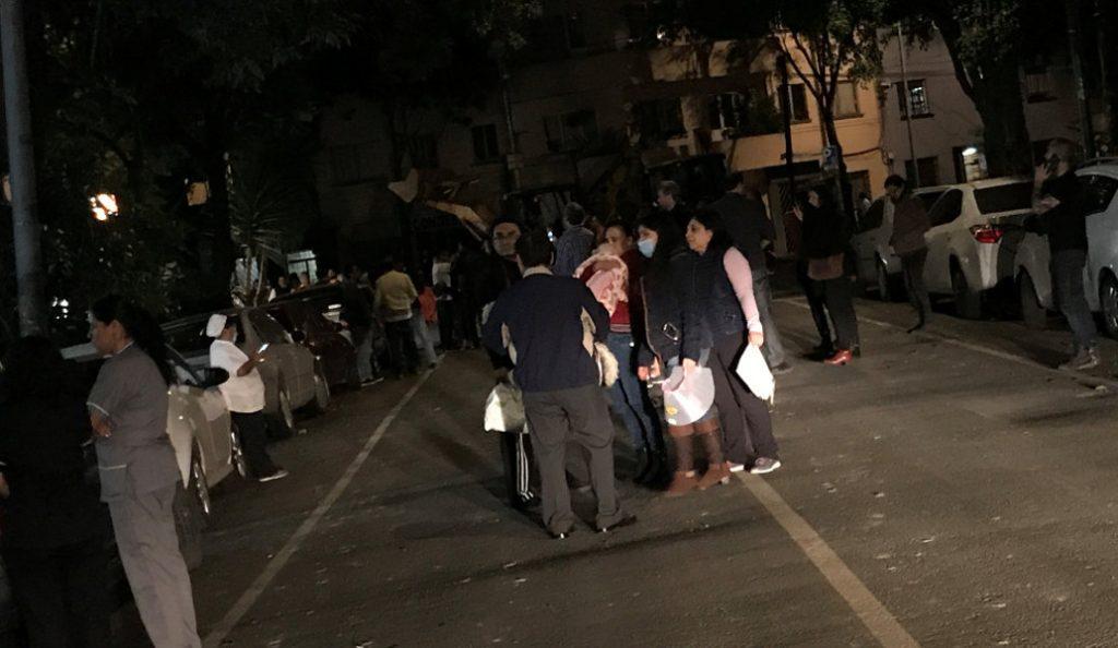 Σεισμός στο Μεξικό: Ισχυρή δόνηση με νεκρούς, καταστροφές και μικρό τσουνάμι (pics & vid) | Pagenews.gr