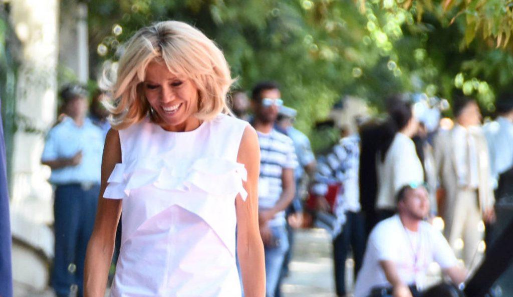 Μπριζίτ Τρονιέ: Οι 28 ώρες της Πρώτης Κυρίας της Γαλλίας στην Αθήνα (pics & vids)   Pagenews.gr