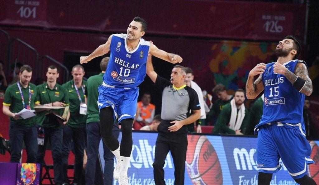 Ελλάδα – Λιθουανία 77-64: Ελλαδάρα στους «8» του Ευρωμπάσκετ 2017 | Pagenews.gr