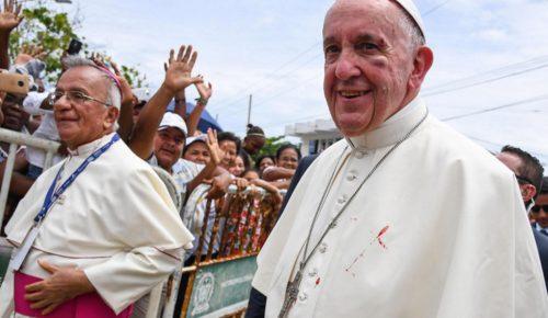 O Πάπας Φραγκίσκος απαιτεί δράσεις για τα ναυάγια μεταναστών στη Μεσόγειο | Pagenews.gr
