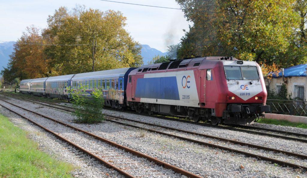 ΤΡΑΙΝΟΣΕ: Νέα γραμμή Τιθορέα – Λιανοκλάδι | Pagenews.gr