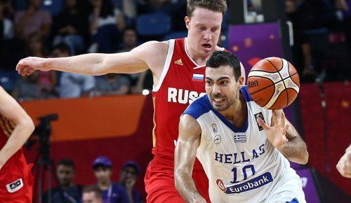 Ελλάδα – Ρωσία 69-74: Χάθηκε το όνειρο της 4αδας του Eurobasket για την Εθνική Ελλάδος μπάσκετ | Pagenews.gr