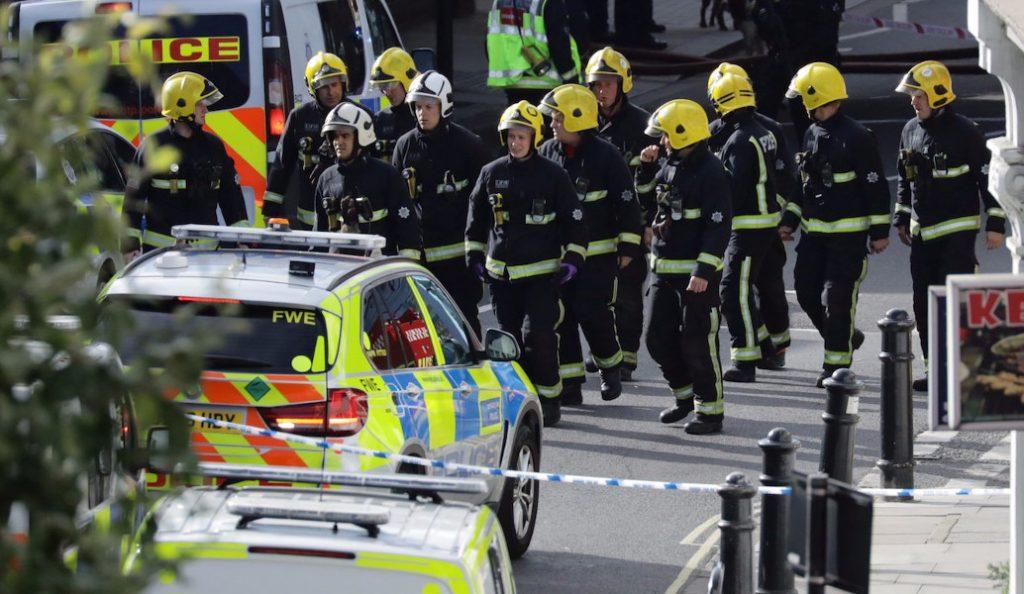 Λονδίνο: Βρετανός πολίτης o άνδρας που έριξε το όχημά του στο κοινοβούλιο | Pagenews.gr