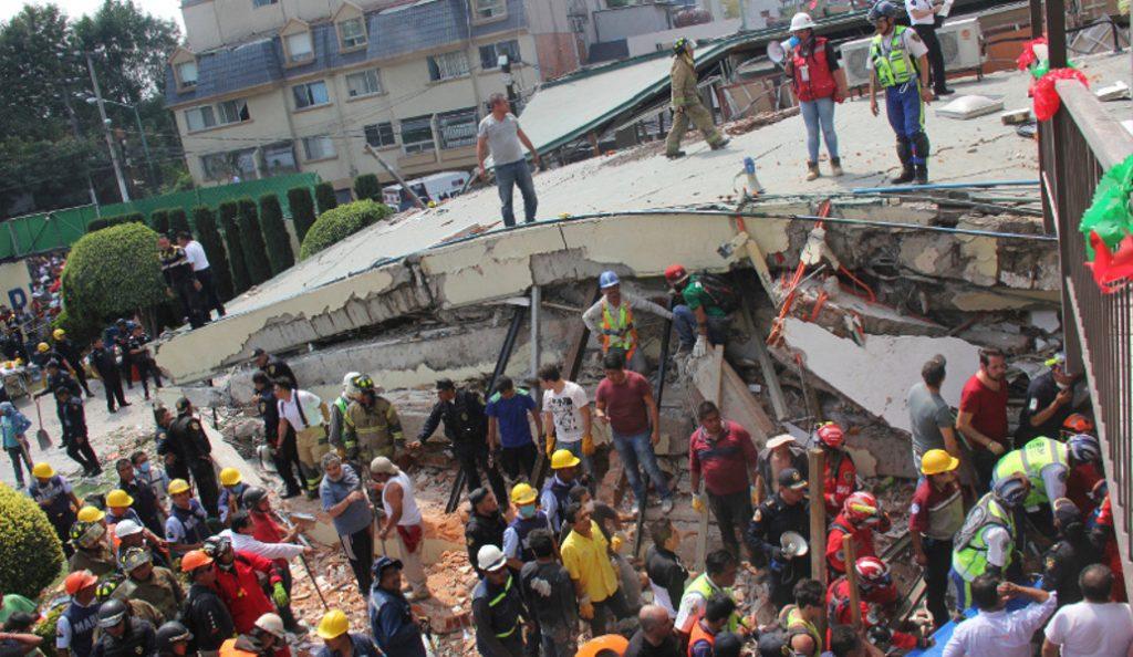 Μεξικό: Συνεχίζονται οι έρευνες για επιζώντες στα συντρίμμια | Pagenews.gr