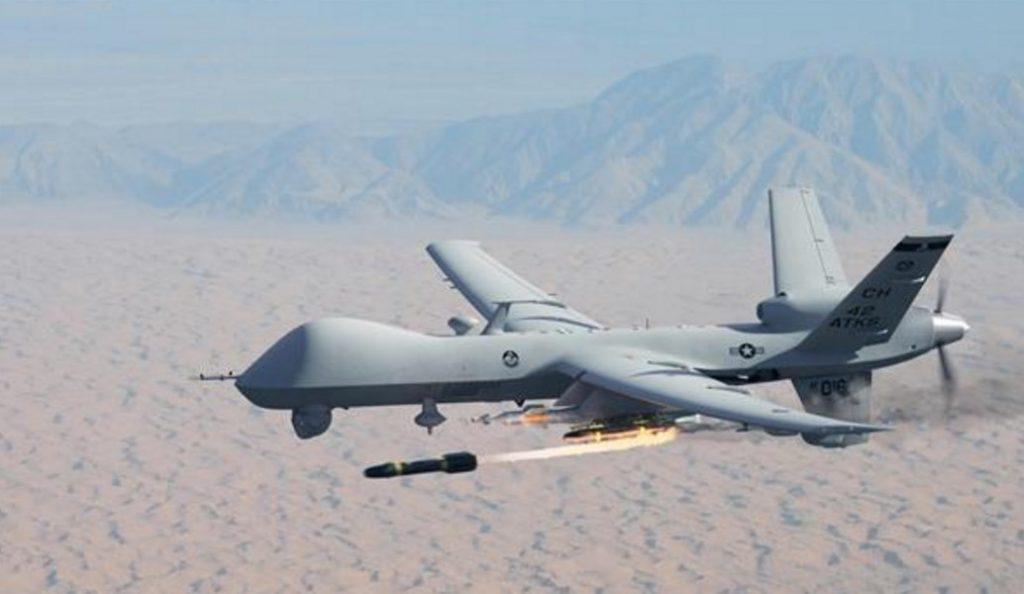 Αμερικανικά drones στην Λάρισα | Pagenews.gr