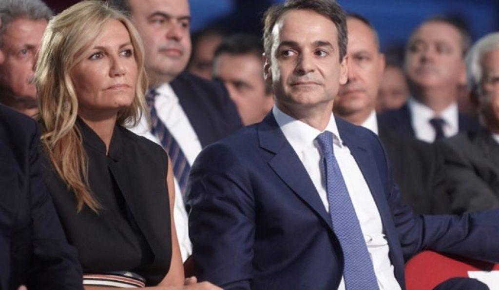 Κυβέρνηση – Νέα Δημοκρατία: «Πόλεμος» για το πόθεν έσχες της Μαρέβας Μητσοτάκη   Pagenews.gr