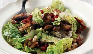 Συνταγή της ημέρας: Γαλλική σαλάτα με μανιτάρια   Pagenews.gr