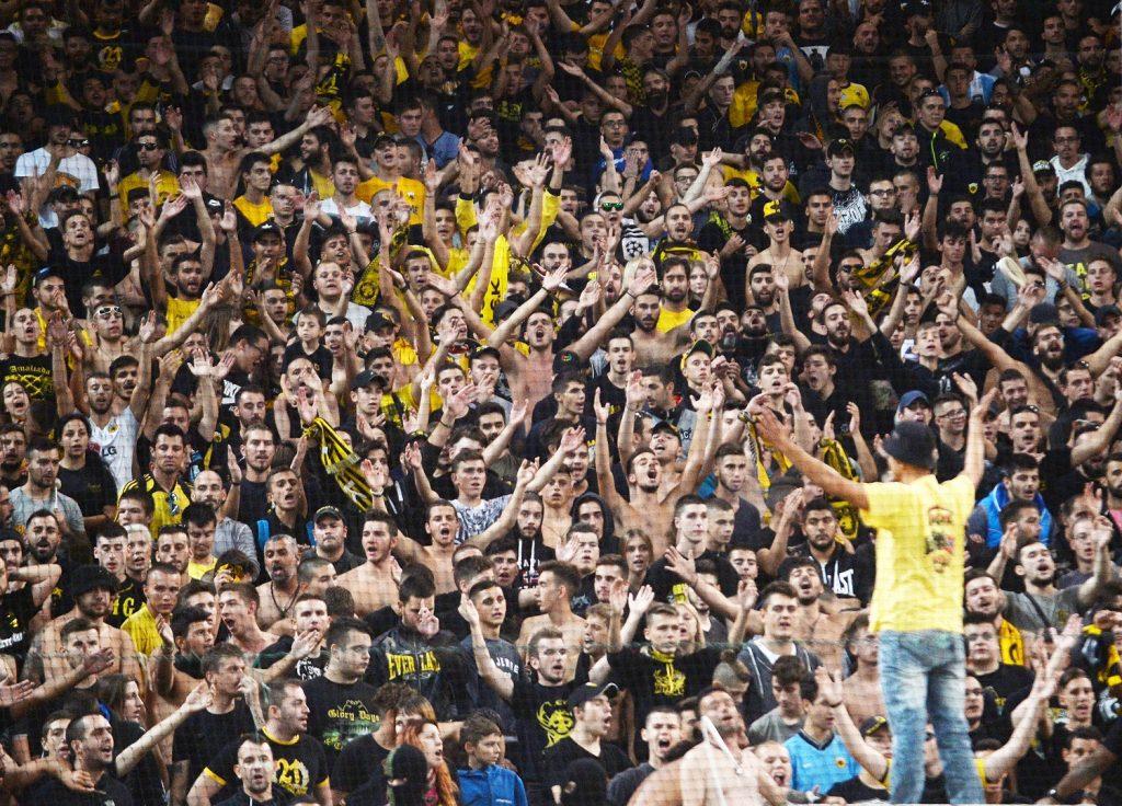 Το 1-0 της ΑΕΚ με τον Λιβάγια (vid) | Pagenews.gr