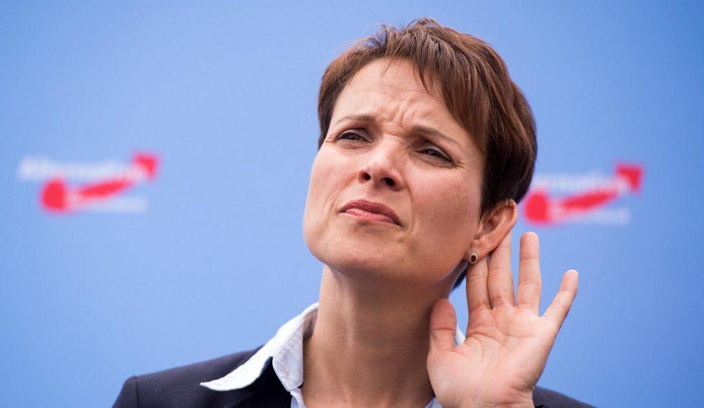 Γερμανικές εκλογές – Φράουκε Πέτρι: Αποχωρεί από το AfD | Pagenews.gr