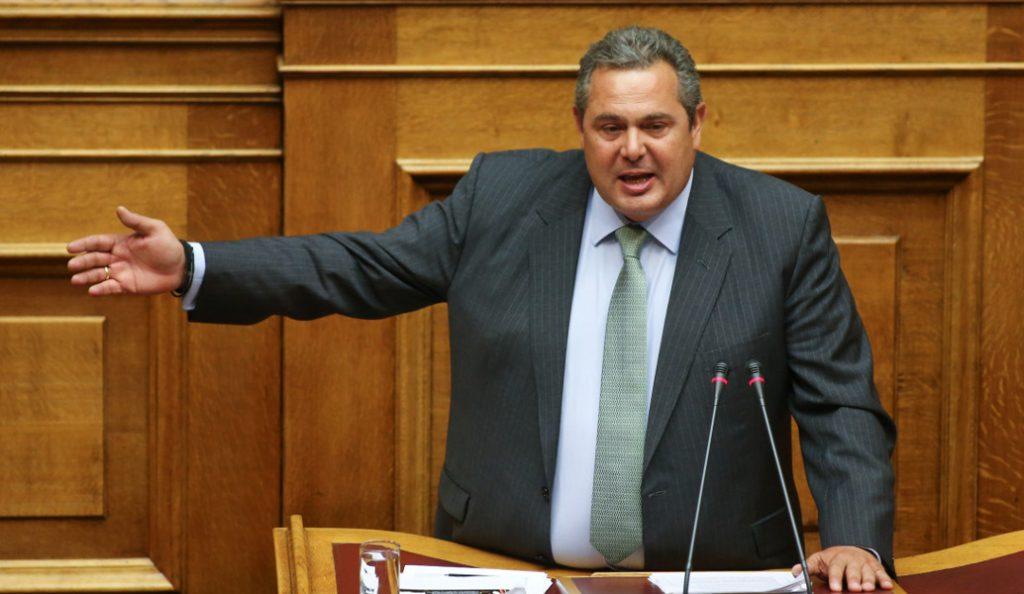 Βουλή: Απορρίφθηκε η πρόταση της ΝΔ για σύσταση εξεταστικής για τον Πάνο Καμμένο | Pagenews.gr