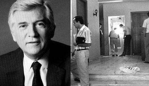 Δολοφονία Παύλου Μπακογιάννη: Τα μηνύματα Κυριάκου Μητσοτάκη, Ντόρας Μπακογιάννη και στελεχών της ΝΔ | Pagenews.gr