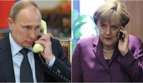 Συνάντηση Μέρκελ – Πούτιν για Συρία και ενεργειακά   Pagenews.gr