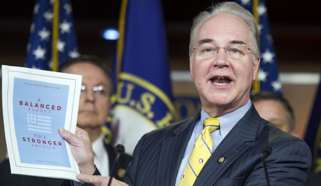 ΗΠΑ: Παραιτήθηκε ο υπουργός Υγείας, Τομ Πράις | Pagenews.gr