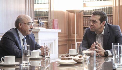 Πρόεδρος Αρείου Πάγου: Είχα μία εθιμοτυπική συνάντηση με τον Αλέξη Τσίπρα | Pagenews.gr