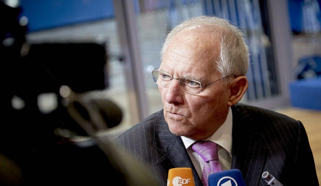 Βόλφγκανγκ Σόιμπλε: Τέλος από το υπουργείο Οικονομικών – Αναλαμβάνει Πρόεδρος της Bundestag | Pagenews.gr