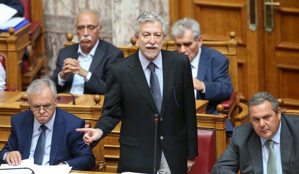 Σταύρος Κοντονής: Έδωσε πιστοποιητικά Επαγγελματικής Κατάρτισης σε κρατούμενους | Pagenews.gr