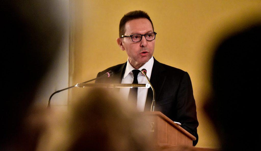 Γιάννης Στουρνάρας: Η οικονομία ανακάμπτει, αλλά οι επενδύσεις παραμένουν σε πολύ χαμηλά επίπεδα | Pagenews.gr
