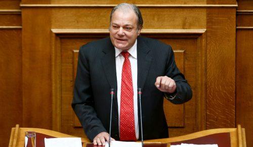 Βόμβα Κατσίκη – Δεν ψηφίζει το νομοσχέδιο «Κλεισθένης» | Pagenews.gr