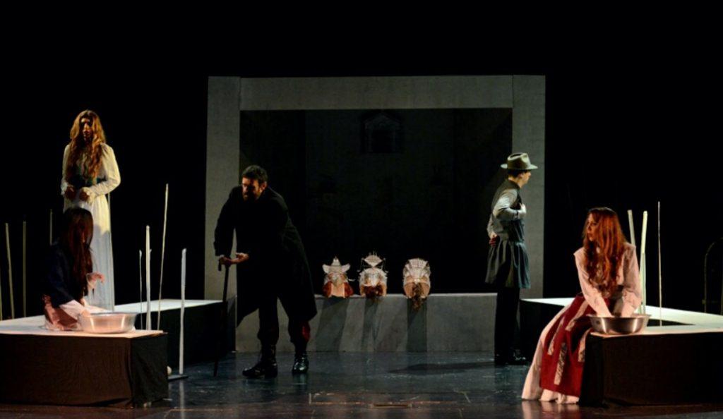Ο «Ζητιάνος» του Ανδρέα Καρκαβίτσα στο Θέατρο Από Μηχανής   Pagenews.gr