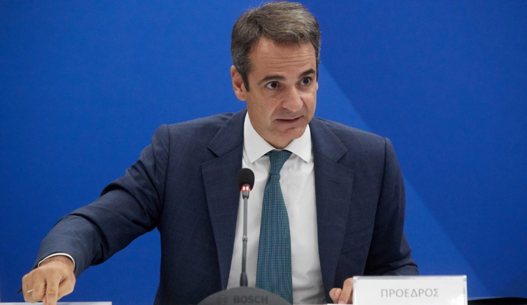 Κυριάκος Μητσοτάκης: Λάθος η πρόταση Τουσκ για το μεταναστευτικό   Pagenews.gr