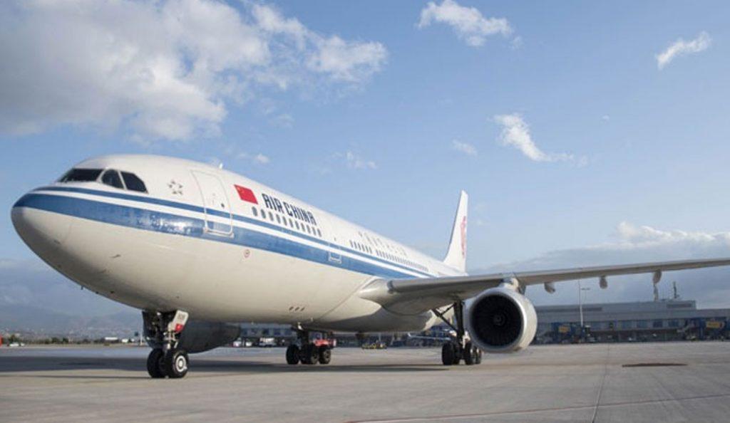 Air China: Στο «Ελευθέριος Βενιζέλος» η πρώτη απευθείας πτήση Αθήνα – Πεκίνο   Pagenews.gr