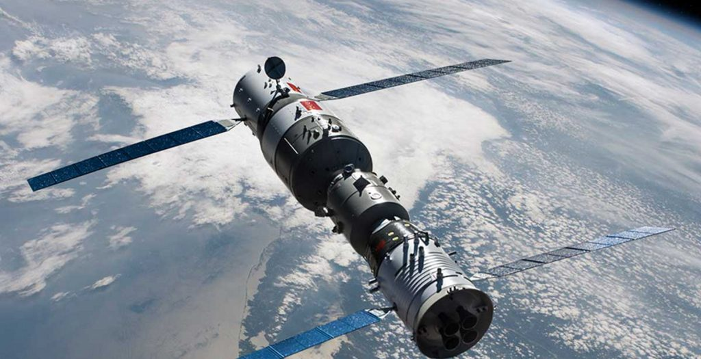 Ο διαστημικός σταθμός Τιανγκόνγκ-1 θα πέσει φέτος… στη Γη | Pagenews.gr