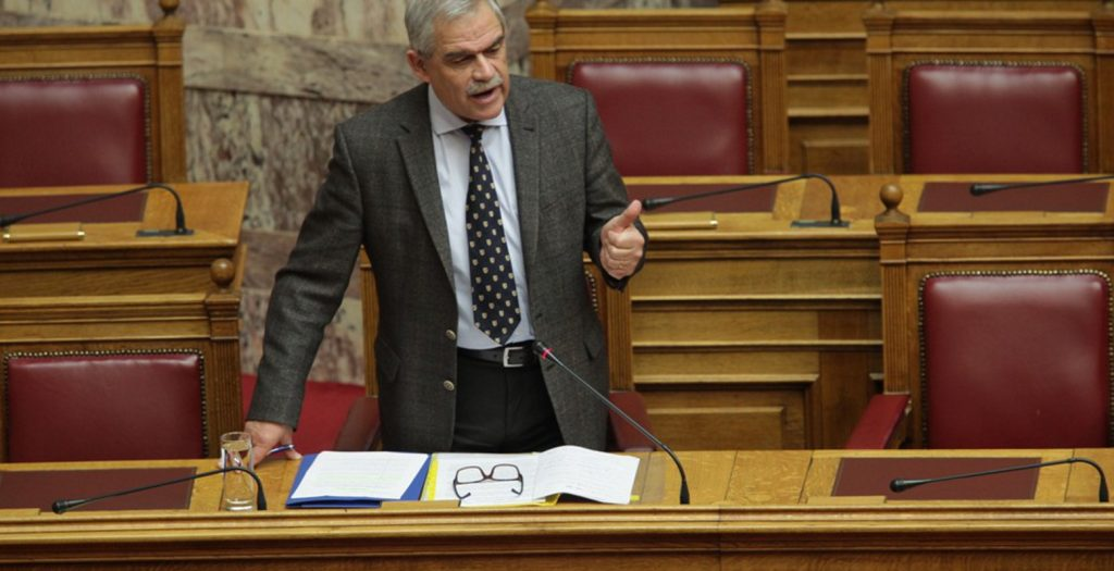 Τόσκας για Χρυσαυγίτες: Είτε το θέλουν, είτε όχι, ο νόμος θα εφαρμοστεί   Pagenews.gr