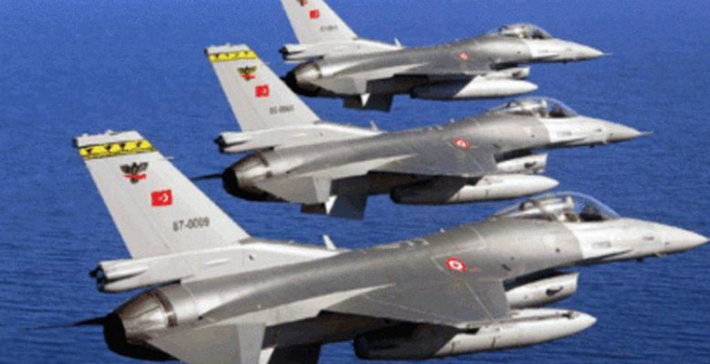 Τρεις νέες παραβιάσεις από τουρκικά μαχητικά | Pagenews.gr