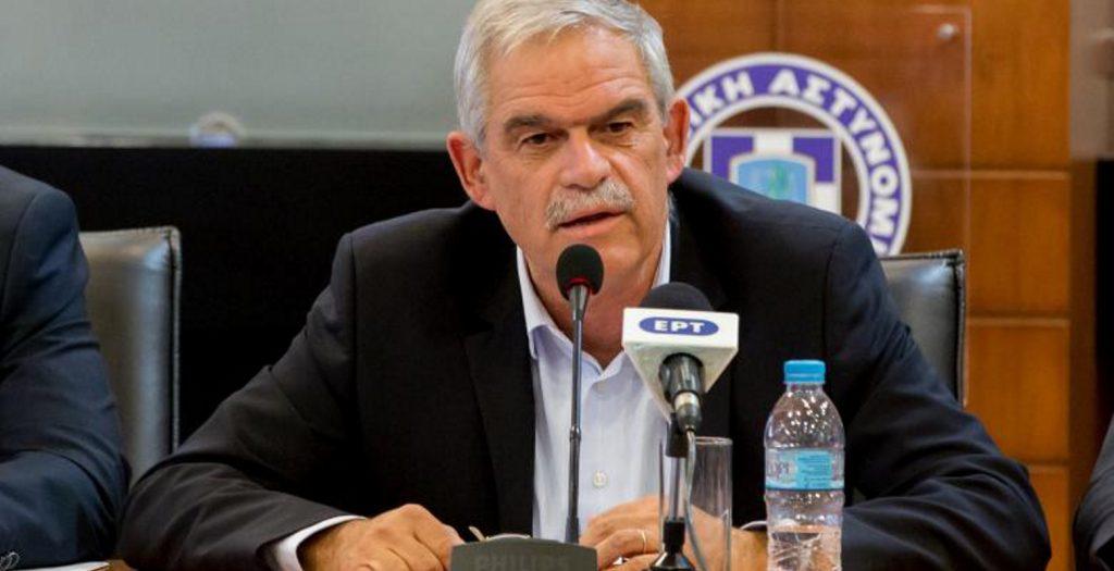 Νίκος Τόσκας: Τα στοιχεία που δόθηκαν από την ΕΛ.ΑΣ. ήταν απολύτως ακριβή | Pagenews.gr