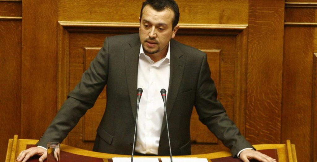 Παππάς: Η ΝΔ αδυνατεί να βγάλει την περούκα της διαπλοκής | Pagenews.gr