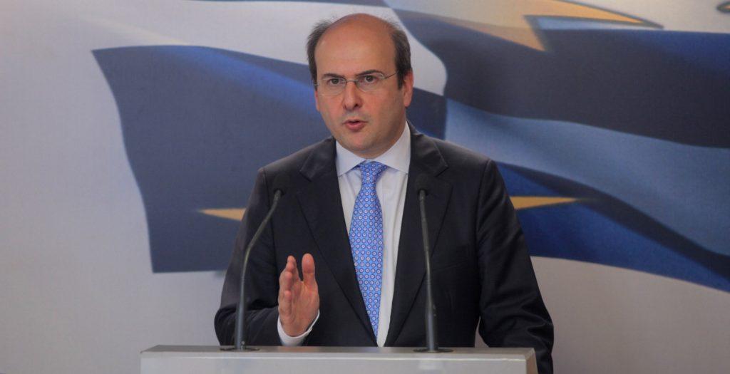 Χατζηδάκης: Η ΝΔ θα αλλάξει το κλίμα στην οικονομία | Pagenews.gr