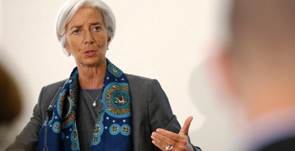 Πρώτα οι μεταρρυθμίσεις, μετά η αναδιάρθρωση του χρέους, λέει η Λαγκάρντ | Pagenews.gr
