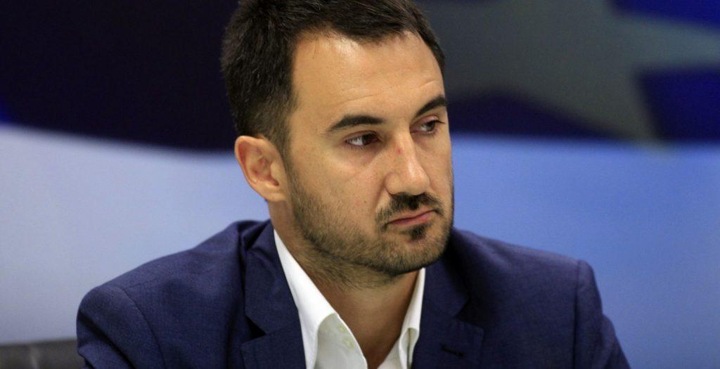 Α. Χαρίτσης: «Χρειαζόμαστε επενδύσεις και ρευστότητα» | Pagenews.gr