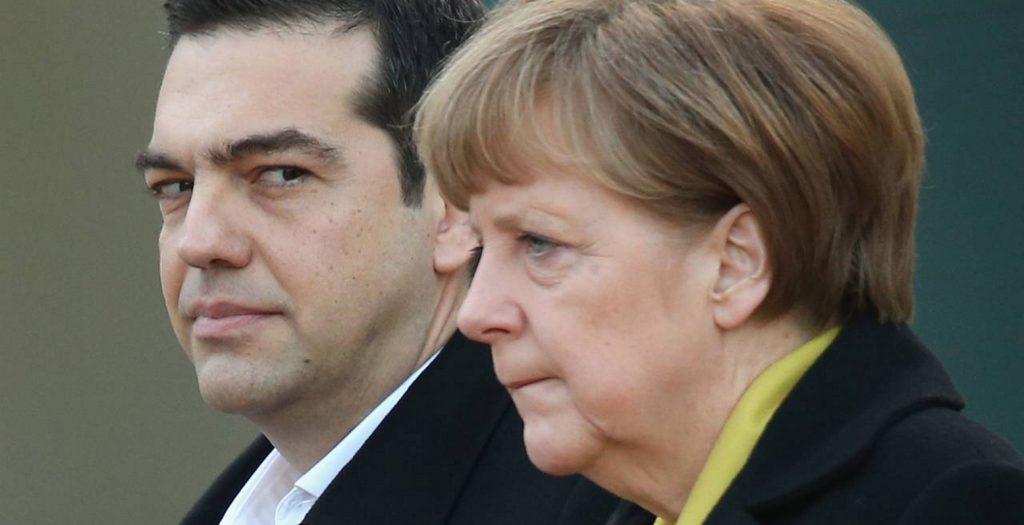 Handelsblatt: Ο Τσίπρας θέλει τον μεγάλο συνασπισμό στο Βερολίνο | Pagenews.gr